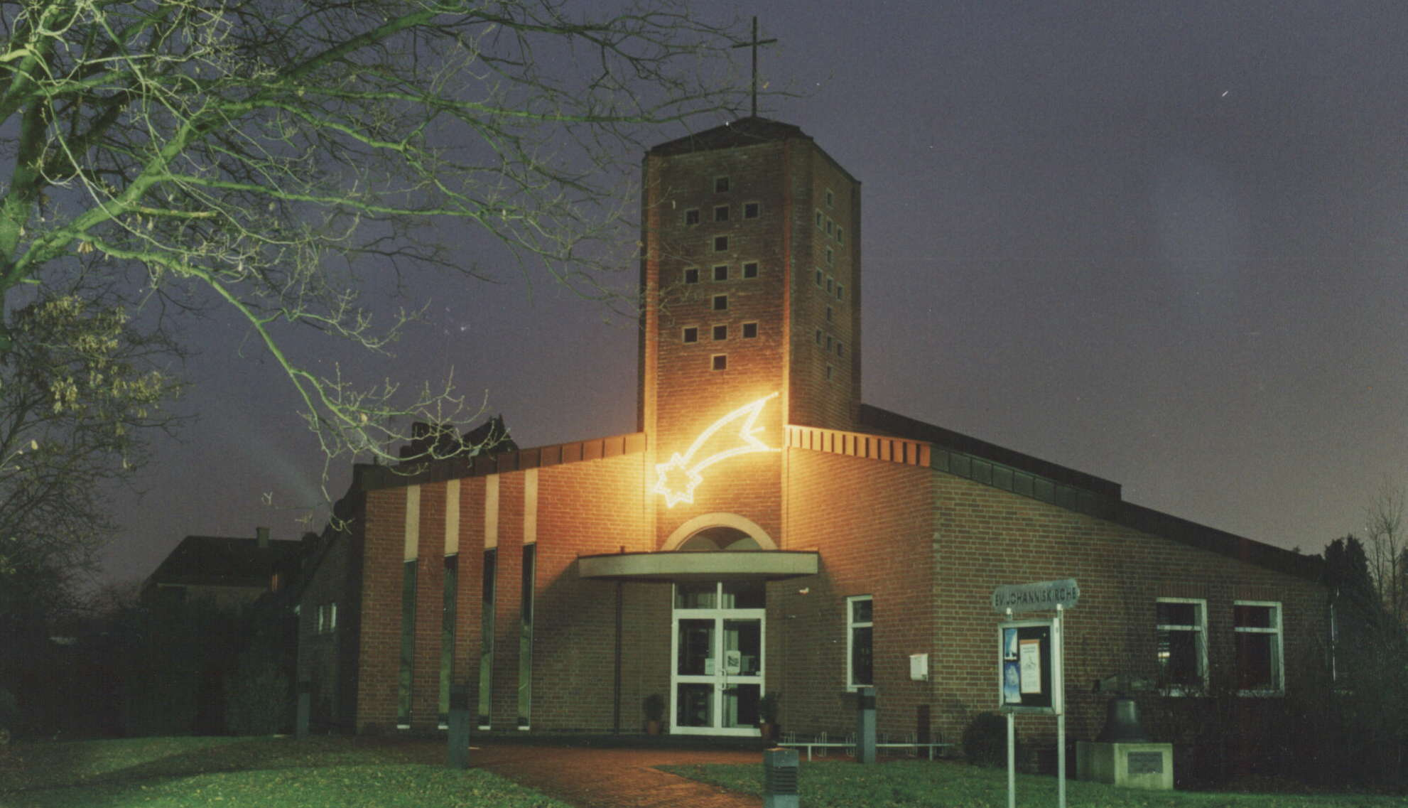 Johanniskirche Kapellen