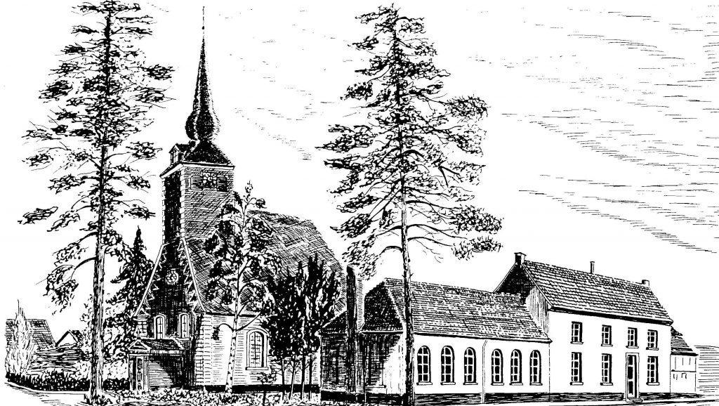 Ev. Kirche Wevelinghoven