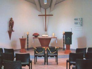 Kapellen Altar