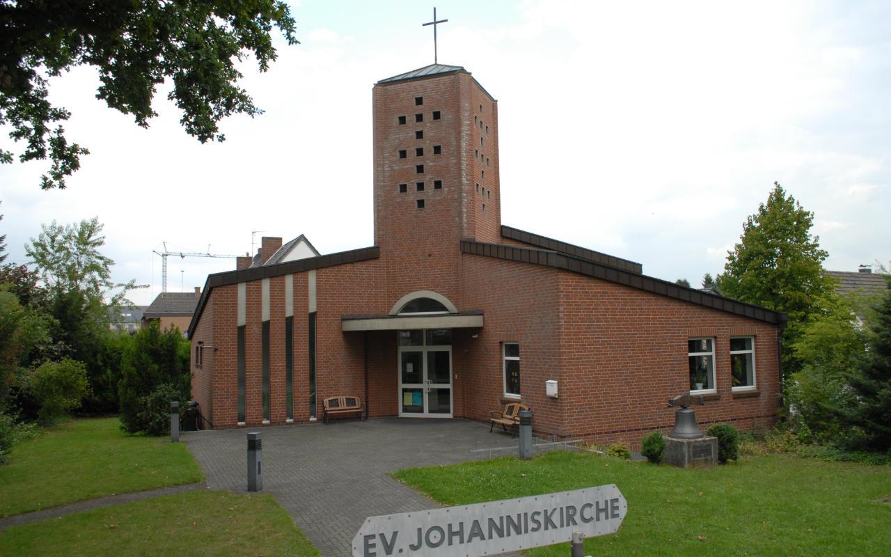 Evangelische Kirche Kapellen (in Grevenbroich)