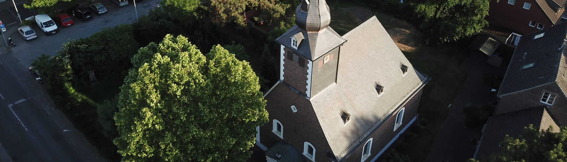 Evangelische Kirche Kapellen, Neukirchen, Wevelinghoven